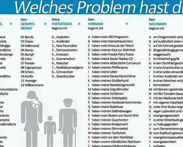 Deutschlandfeindliche Chaos-Ausländer haben meinen Sauerbraten auf ausländisch einen Assi genannt!