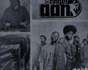 12 FINGER DAN presents: The Best of THE ROOTS Mixtape