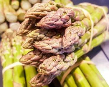 Spargel-Tag in Großbritannien – der britische Asparagus Day