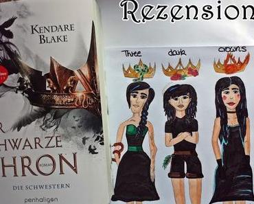 [Rezension] Der schwarze Thron - Die Schwestern