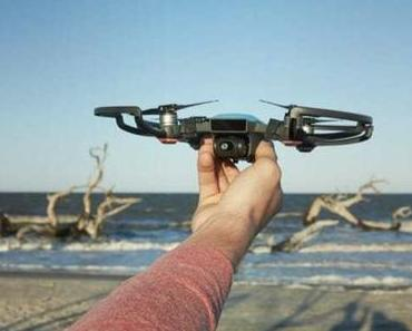 DJI Spark – neue Mini-Drohne für Einsteiger erschienen