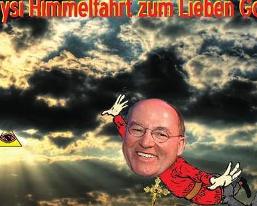 Gregor Gysi - der linke Hammer zu Himmelfahrt, Kirchentag und Martin-Luther-Anbetung