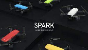 DJI Spark: Alle Infos zur neuen Selfie-Drohne