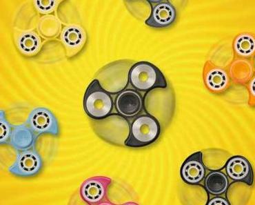 Fidget Spinner: Wirkungsvolles Therapiemittel oder banales Spielzeug?