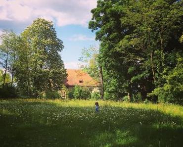 Der Sommer klopft an, Sophia entdeckt die Natur