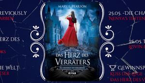 """Blogtour """"Das Herz Verräters"""""""
