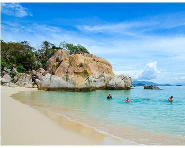 Binh Hung Insel – die authentische Schönheit
