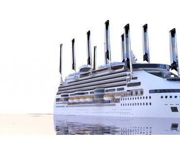 Ecoship Kreuzfahrtschiff mit Wind und Solar Antrieb kommt 2020