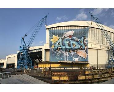 AIDAnova das neue AIDA Schiff der Helios Klasse