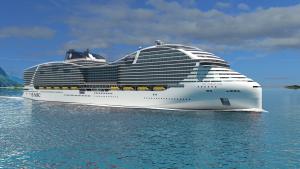 MSC Cruises bestellt die neue World Class!