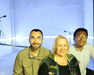 Alexandre Murucci, Susan Mains, Omar Donia grenada venice biennial