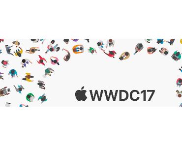 Apples Entwicklerkonferenz WWDC17 in San Jose