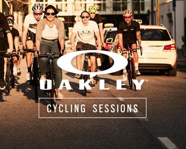 Oakley Cycling Sessions auf Tour durch Deutschland