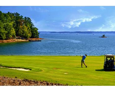 Eure spektakulärsten Golfplätze