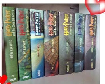 [Buchgeflüster] Wie J.K. Rowling Leben verändert