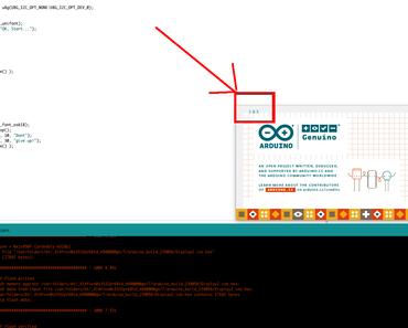 Neue Arduino IDE 1.8.3 für C Programmierer vor 7 Tagen veröffentlicht