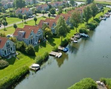Die 10 schönsten holländischen Ferienparks direkt am Meer
