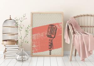 Mit interessanten Postern deinem Zuhause einen neuen Look verleihen