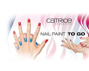 Nail Paint to go LE - Catrice