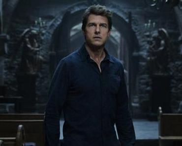 Tom Cruise & Russell Crowe starten in DIE MUMIE das Dark Universe