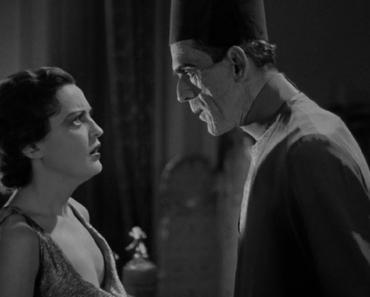 """Filme ohne Farbe: """"Die Mumie"""" (1932) mit Boris Karloff"""