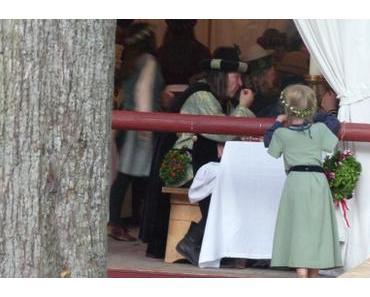 Vorfreude auf die Landshuter Hochzeit 2017