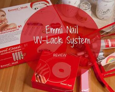 [Review] Emmi Nail - UV-Lack System