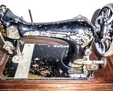 Tag der Nähmaschine – der amerikanische National Sewing Machine Day