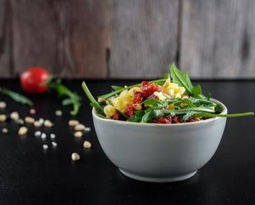 Rucola-Nudel-Salat