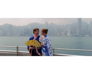 Hochzeitsreise-Ziel Hongkong: einfach im Ausland heiraten
