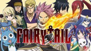 """Deutscher Veröffentlichungstermin für den """"Fairy Tail""""-Anime bekannt"""