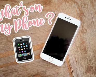 [TAG] What's on my Phone? | mit gocustomized.de