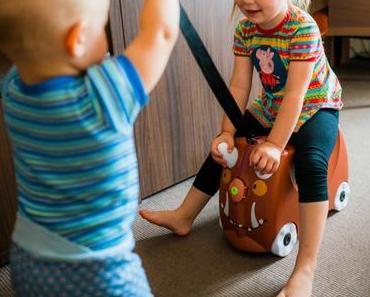 Trunki Kinderkoffer zum reiten mit Rabattcode! (Kooperation)