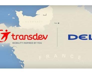Delphi entwickelt mit Transdev autonome on-demand Shuttle