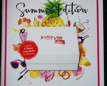 "Die ""InStyle Box "" Sommer Editon"