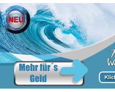 Mehr für´s Geld - Das neue Traffic-Wave-Portal - GOLD-Upgrade