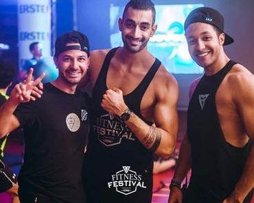 Fitness Festival Vienna: Training mit Clubbing-Feeling
