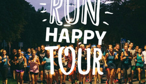 Brooks Happy Tour Event Berlin Laufen Deutschland Team