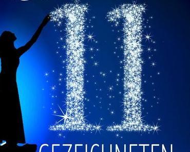 [Gast-Rezension] Die 11 Gezeichneten – Das erste Buch der Sterne (Nadine)