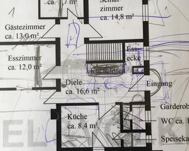 Wände ändern - neue Zimmer kreieren im eigenen Haus