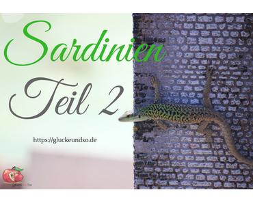 Unser Urlaub auf Sardinien-Teil 2