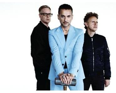 NEWSFLASH: Depeche Mode, Kakkmaddafakka, Farewell Dear Ghost und mehr