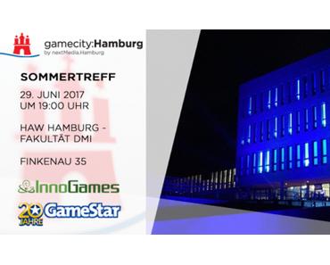 gamecity Sommertreff meets 20 Jahre GameStar