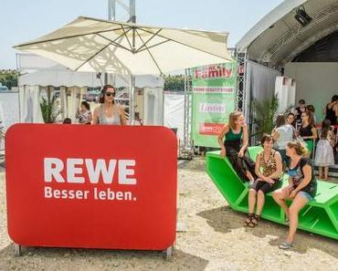 Vorankündigung: REWE Family auf der Theresienwiese - + + + 1. Juli 2017 ++ Street Food Markt ++ bekannte Music-Acts und Co. + + +