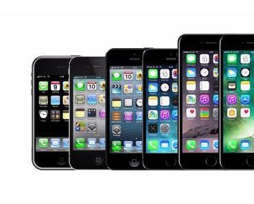 Wie gut ist ein 10 Jahre altes iPhone?