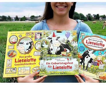 Ene mene Muh - Lieselotte, die lustige Kuh erobert unseren Bücherschrank