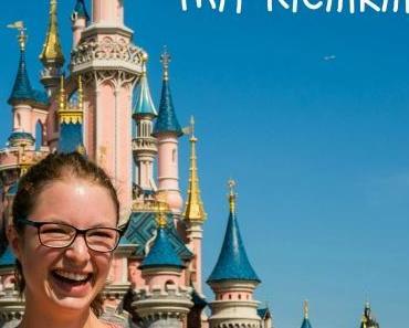 Disneyland Paris und Disney Studios Park mit Kleinkind – mit Video! (Kooperation)