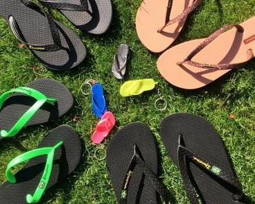 Sommerfüsse: Flip Flops für die ganze Familie