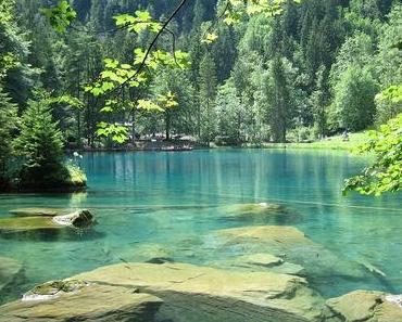 """Bühne frei für """"Die Angelones""""-LeserInnen: Ausflug zum Blausee"""