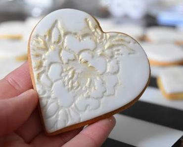 Hochzeit Kekse - Gastgeschenk